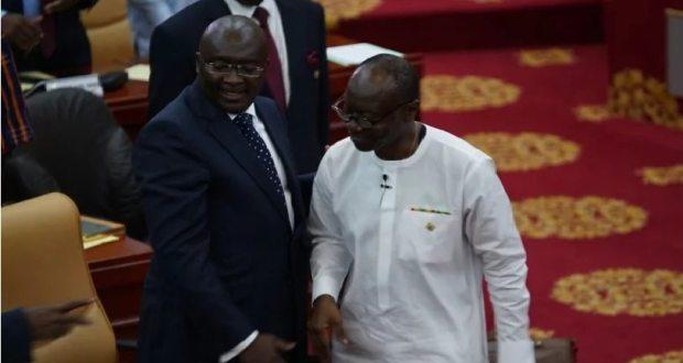 Bawumia, Ofori-Atta lead gov't delegation to IMF/World Bank