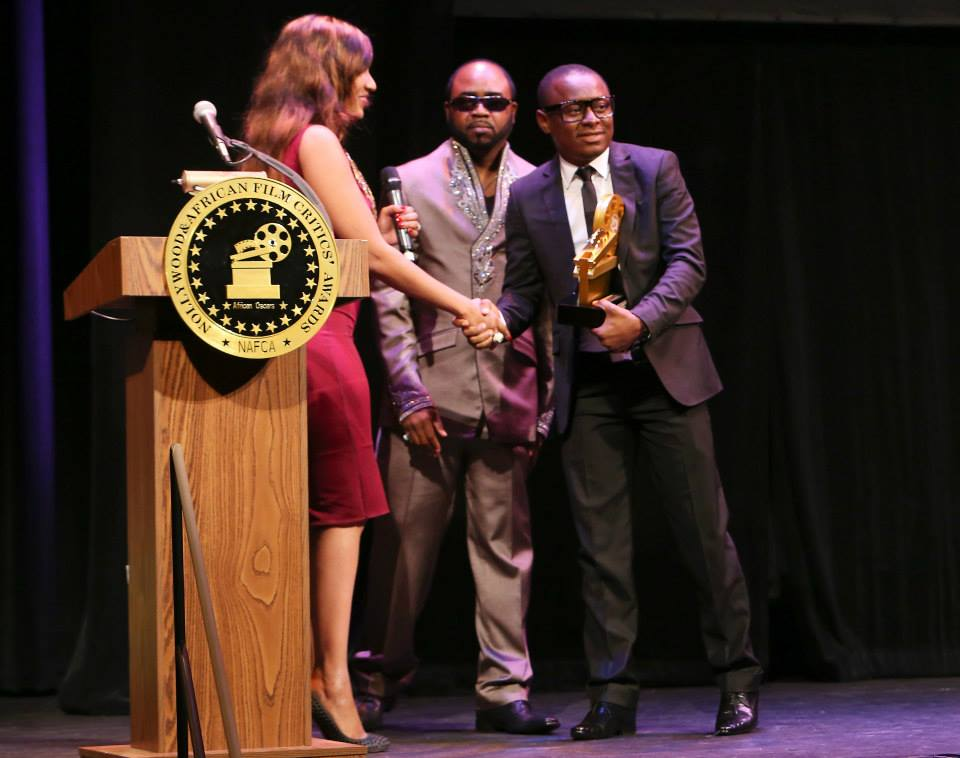 Kofi Adjorlolo And Jackie Appiah Grabs Awards At Nollywood & African Film Critics Awards In Washington DC