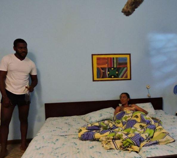 no mans land ghana movie Deyemi and Nikki Samonas