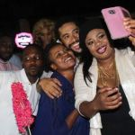 Luckie Lawson Throws a Star-Stud Party to Celebrate her Birthday