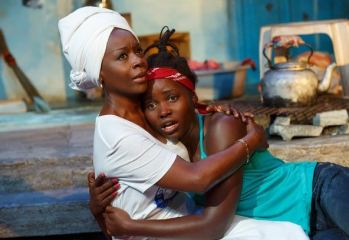 Eclipsed broadway show