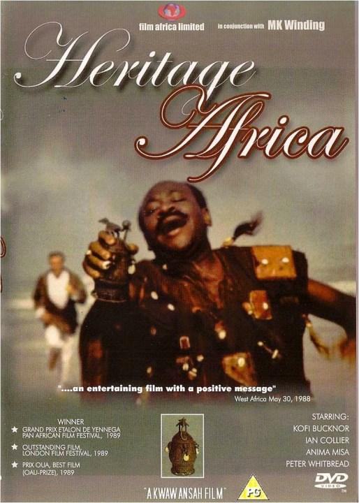 heritage africa film ghana movie
