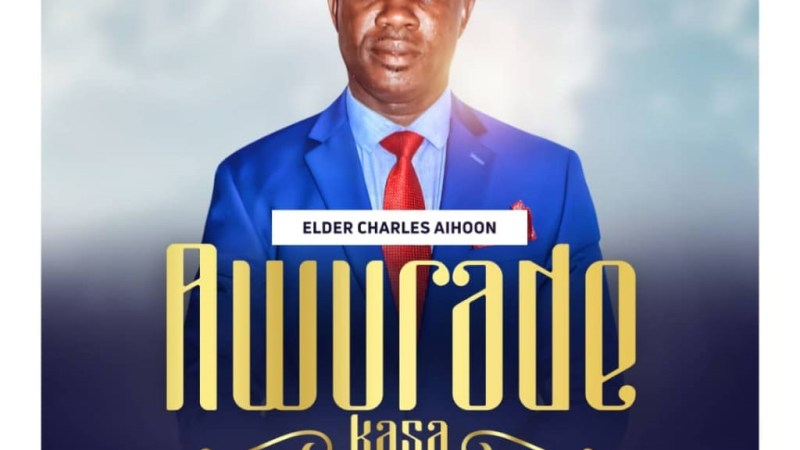 Elder Charles Aihoon – Awurade Kasa (Prod. Joe Kay)