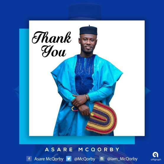 Asare McQor- Thank You (Prod. By Davine Studios)