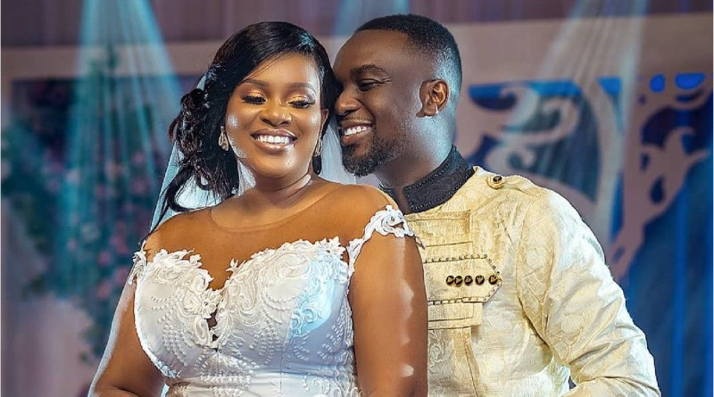 Joe Mettle Releases Official Video Of His White Wedding With Selassie – Watch