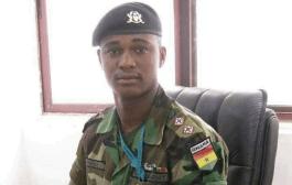 Major Maxwell Mahama trial begins