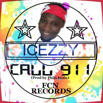 Icezzy -Call 911(Prod-by-Phils-beatz)(www.GhanaMix.com)