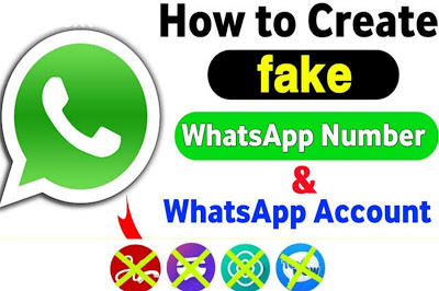How To Create Fake Whatsapp Account With Us Uk Canada Number 2020 Ghanamix