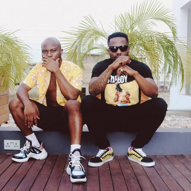 King Promise - Hangover ft. Omar Sterling (Prod. by Killbeatz)