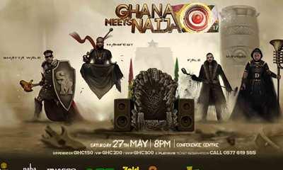 Ghana Meets Naija 2017