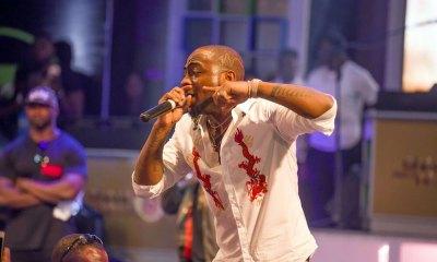 Davido's performance @ Ghana Meets Naija 2017