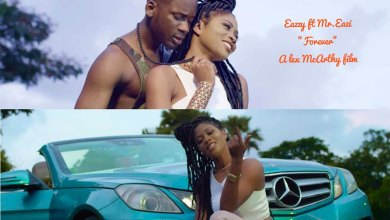 Photo of Love sparkles in Eazzy & Mr. Eazi 'Forever' music video