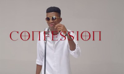 Confession by Kofi Kinaata
