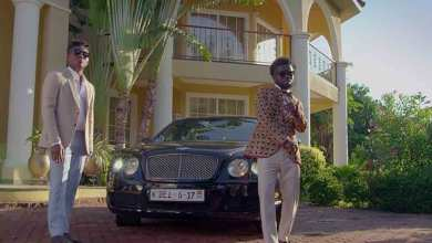 Bisa Kdei ft. Reekado Banks - Feeling video