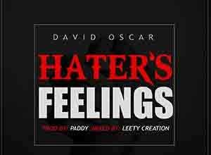 Hater's Feelings by David Oscar