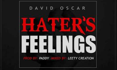 David Oscar - Hater's Feelings artwork