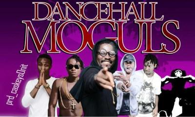 Dancehall Moguls by Deportee feat. JefriKing, Rashid Metal, Alkaboss, Jah Lead & Adi Virgo