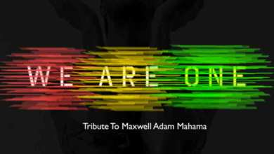 Photo of Audio: We Are One (Tribute to Maxwell Adam Mahama) by EL