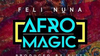 Photo of Audio: Afro Magic by Feli Nuna