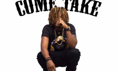 Come Take by Dahlin Gage