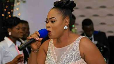 Joyce Blessing executive album launch