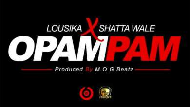 Opampam by Lousika feat. Shatta Wale