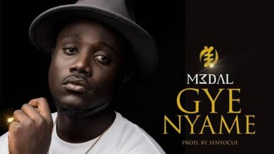 Photo of 'Gye Nyame', The new anthem by M3dal