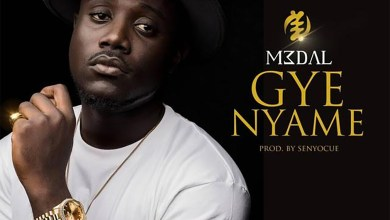 Photo of Audio: Gye Nyame by M3dal