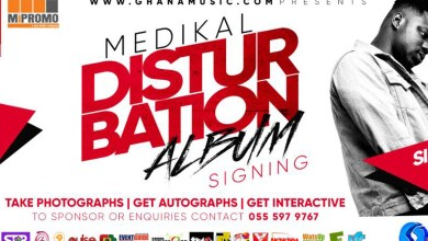 Photo of Medikal album signing with fans slated for 1st July