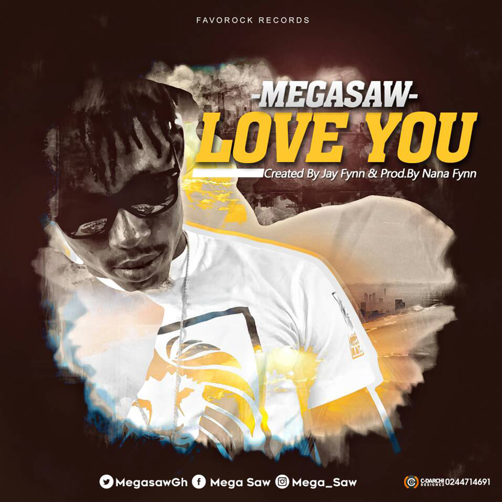 Love You by Megasaw
