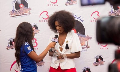 Becca signs to Zylofon Media Record Label.