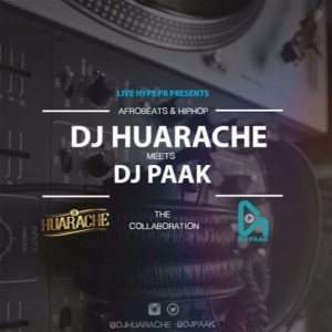 Hiphop & Afrobeats Mix by DJ Huarache & DJ Paak