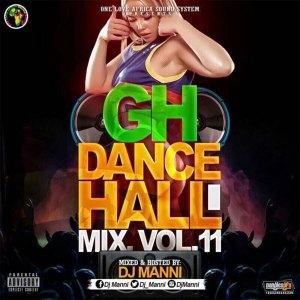 Dancehall Vol. 11 by DJ Manni