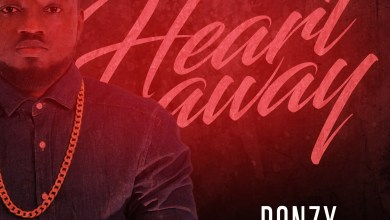 Heart Away by Donzy feat. Spicer