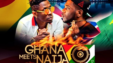 Photo of Shatta Wale & Burna Boy for Ghana Meets Naija UK