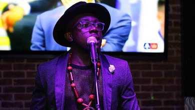 Photo of USA Dancehall Act Jah Shanti in Ghana Ahead of album release
