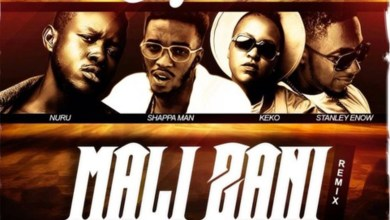 Photo of Audio: Mali Zani remix by Nuru ft. ShappaMan, Keko & Stanley Enow