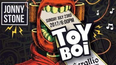Serallio Sunday with Toy Boy