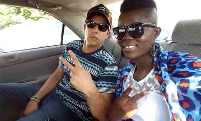 Ahmed Soultan and Wiyaala