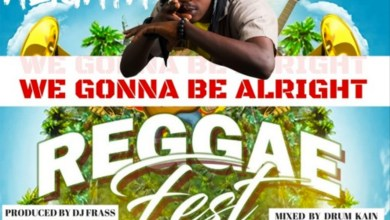 Photo of Audio: We Gonna Be Alright (Reggae Fest Riddim) by Aligata