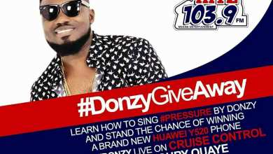 Donzy fone give away