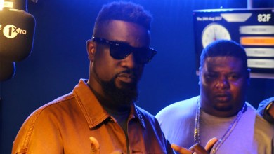 Photo of Sarkodie meets Big Nasty for the 1st first on BBC Radio 1Xtra