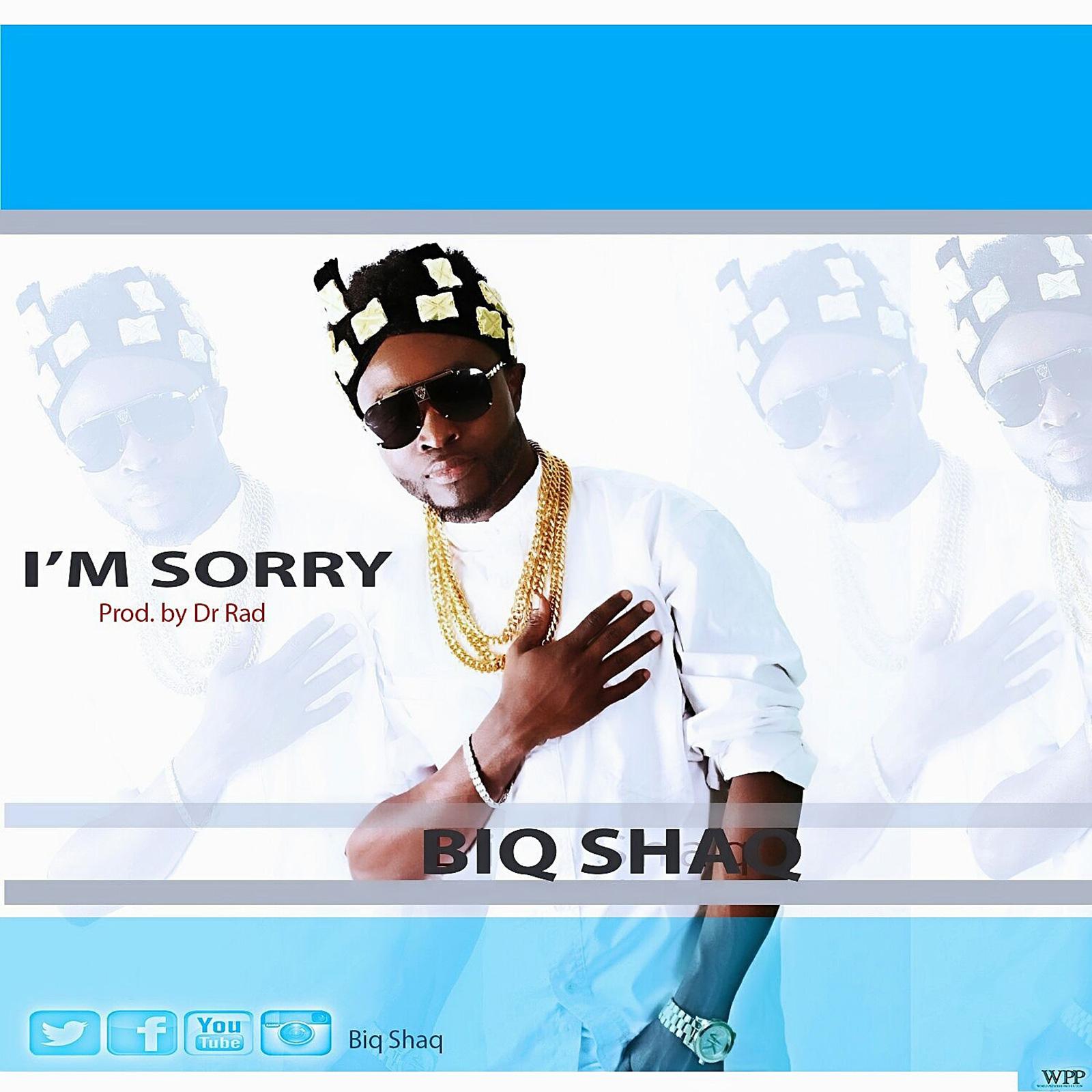 I'm Sorry by Big Shaq