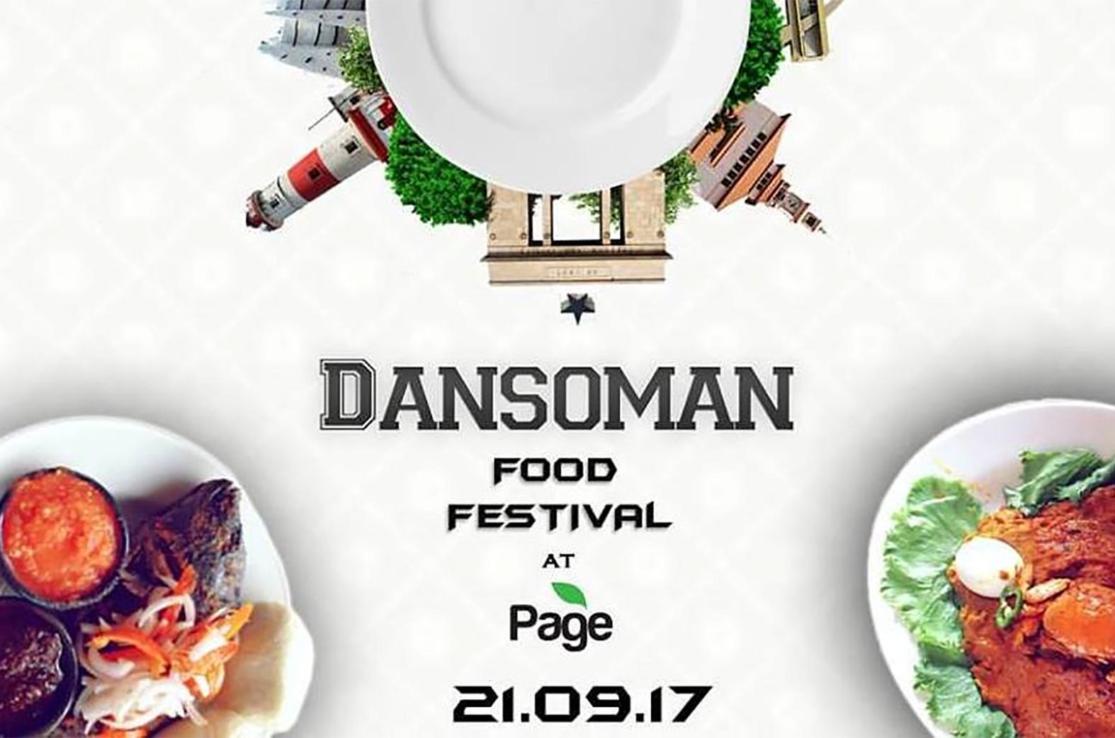 Dansoman Food Festival