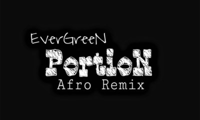Portion (Afro Remix) by EveryGreen