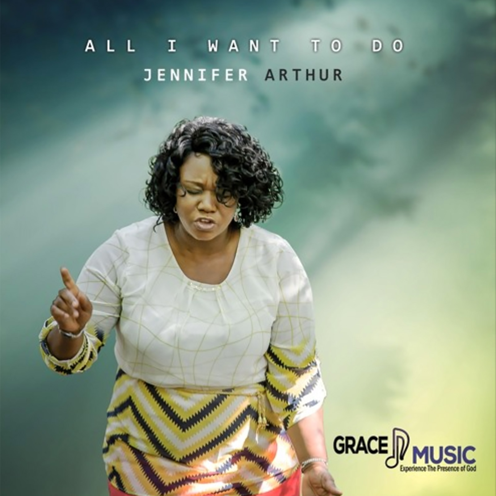 All I Want To Do by Jennifer Arthur