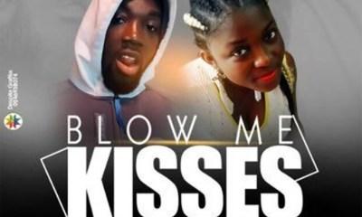 Blow Me Kisses by King Joe Versace feat. Phoebe