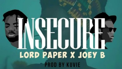 Insecure by Lord Paper feat. Joey B
