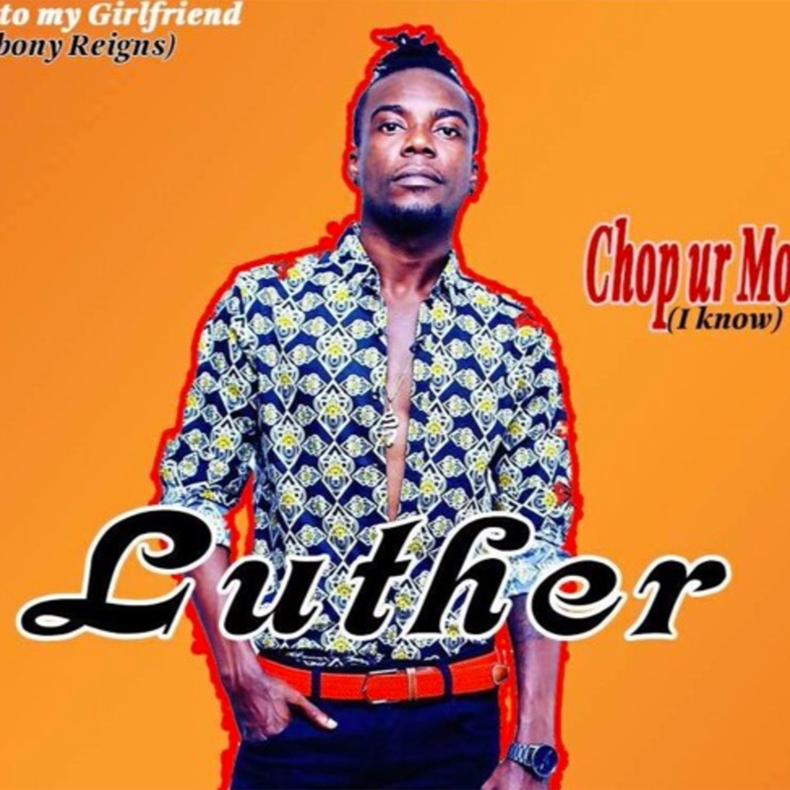 Chop Ur Mother by Luther