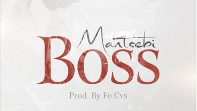 Photo of Audio: Boss by Mantsebi